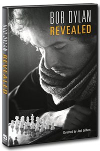 Bob Dylan Revealed DVD Cover