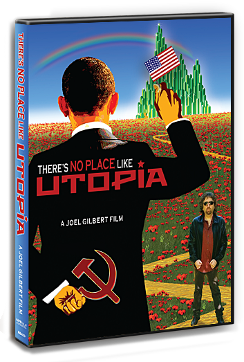 There's No Place Like Utopia DVD Cover