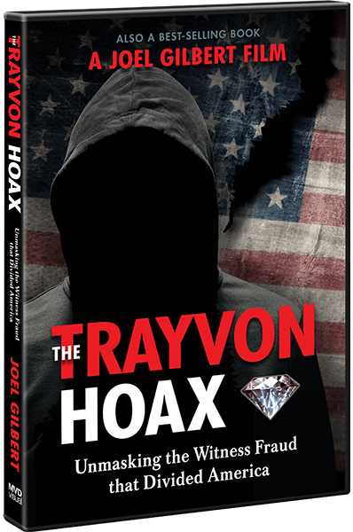 The Trayvon Hoax DVD Cover