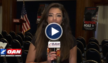 One America News - Chanel Rion Reporting
