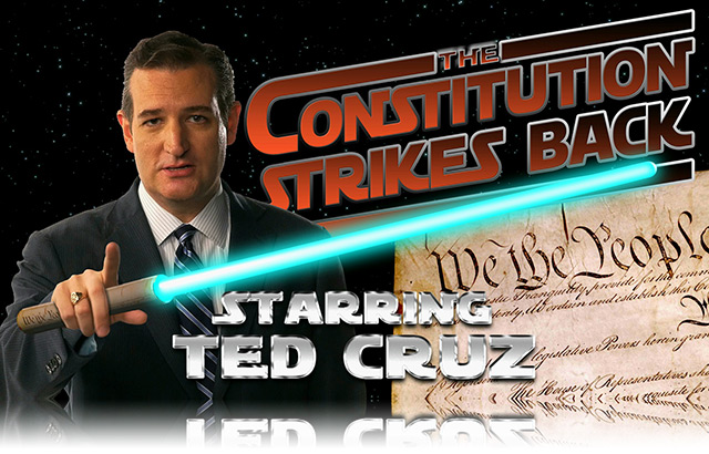 The Consitution Strikes Back - Episode VIII - The Cruzade
