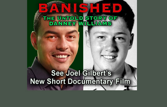 BANISHED - The Untold Story of Danney Williams