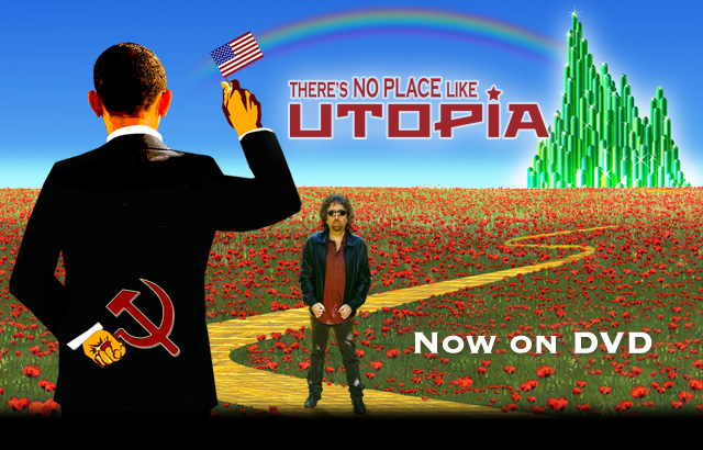 There's No Place Like Utopia. Now on DVD.